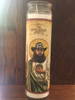 "Appalachian Apostle ""Adam Joad"" Prayer Candle"