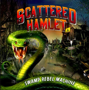 Swamp Rebel Machine - Full Length Album (2016)