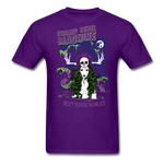 Swamp Girl T-Shirt - purple