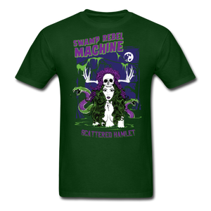 Swamp Girl T-Shirt - forest green