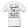 Whiskey Label T-Shirt - white