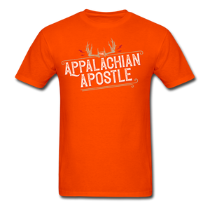 Appalachian Apostle T-Shirt - orange