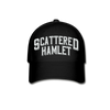 Baseball Cap - Scattered Hamlet - black