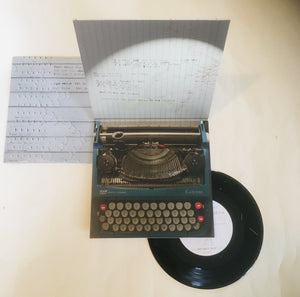 The Seven Inch Love Letter - Vinyl Single On Sale For Christmas!