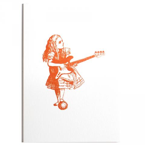 Alice in Wonderband Greetings Cards - On Sale For Christmas!