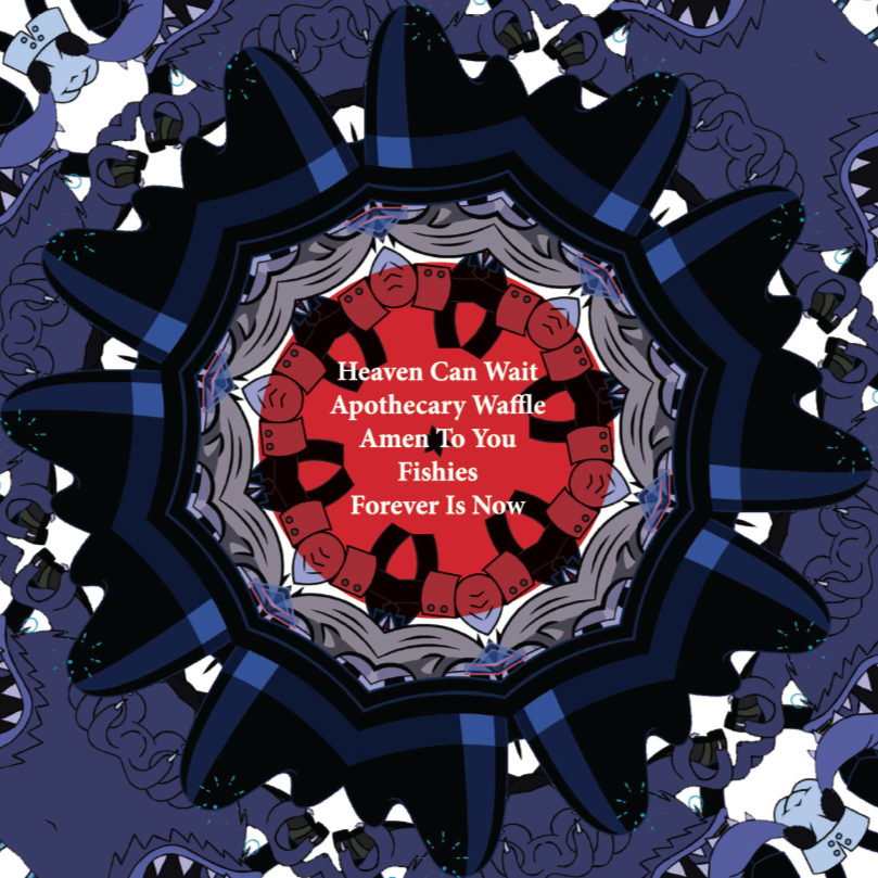 Kaleidoscopic Christmas  - Musical Greetings Card /  CD