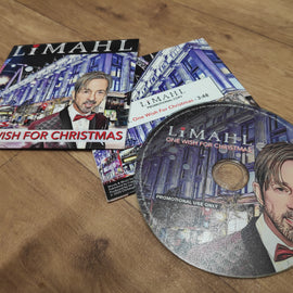 Limahl 'OWFC Signed' Promotional CD