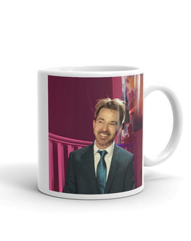 Limahl 'Still In Love' Mug