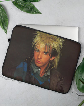 Limahl 'Only For Love' Laptop Sleeve
