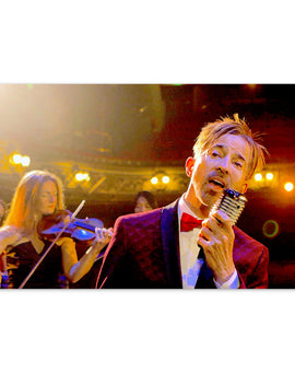 Limahl 'OWFC Theatre' Postcard