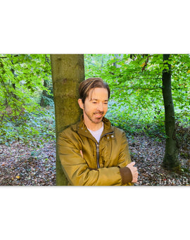 Limahl 'Forest 1' Postcard