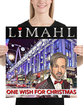 Limahl 'OWFC' Poster
