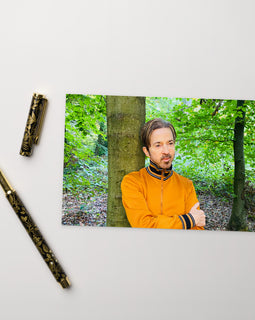 Limahl 'Forest 2' Postcard