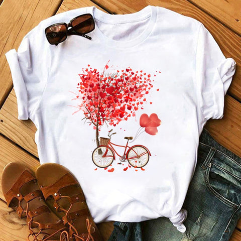 Short Sleeve Graphic T-shirt
