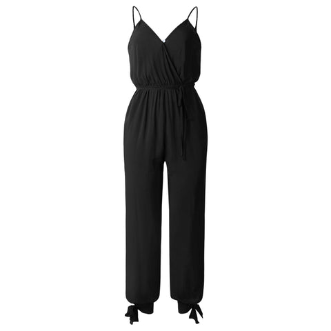 Black Baggy Jumpsuit