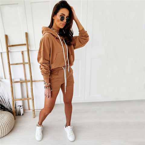 Two Piece Set Tracksuits