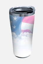 Load image into Gallery viewer, 20 oz U.S. LawShield Stainless Tervis ® tumbler with lid
