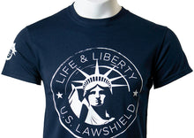 Load image into Gallery viewer, Men's Life & Liberty  T-Shirt