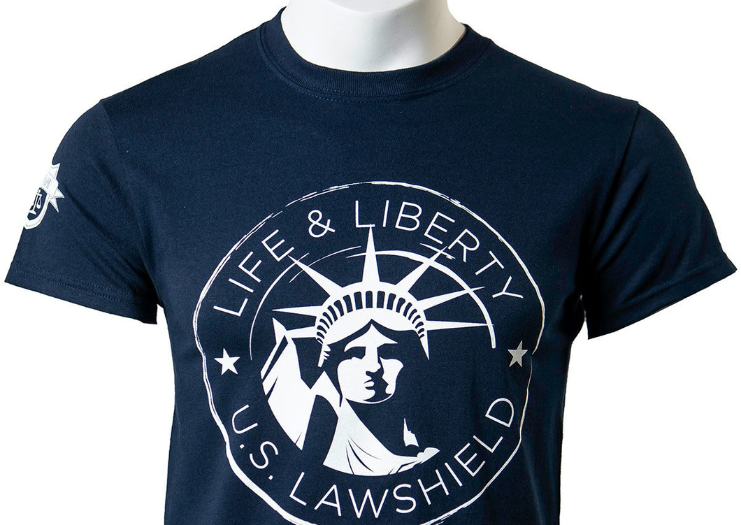 Men's Life & Liberty  T-Shirt