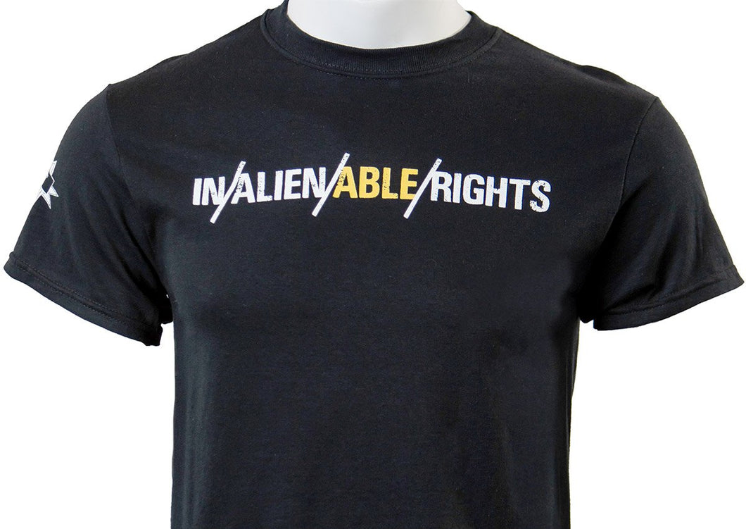 Men's Inalienable Rights T-Shirt