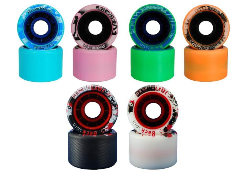 BackSpin Nylon-Hubbed Wheels