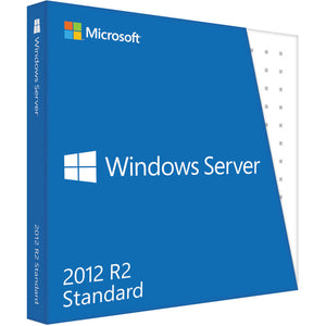 Microsoft Windows Server 2012 R2 Standard Key Digital Download