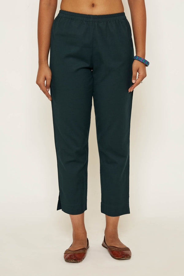 Teal Trouser