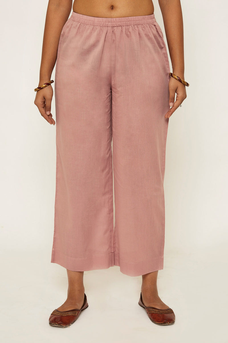 Pale Pink Trouser