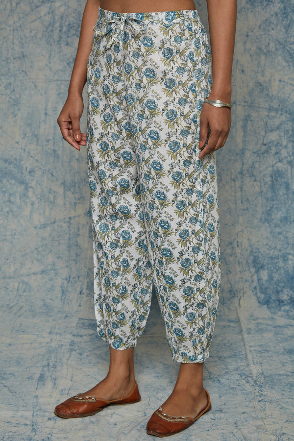Blue Rose Trouser