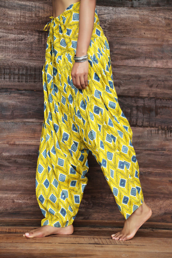 Blue Diamond Patiala Salwar