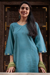 Kurta With Embroidery