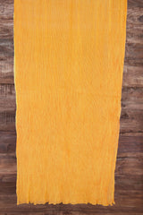 Orange Stripes Dupatta