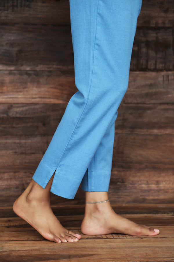 Narrow Leg Trousers