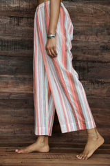 Multi-Stripe Trouser
