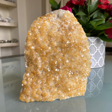 Load image into Gallery viewer, Citrine Slab 6.5""