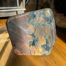 Load image into Gallery viewer, Pink Orange Sunset Labradorite