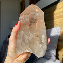 Load image into Gallery viewer, Natural Smoky Quartz Raw Points