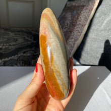 Load image into Gallery viewer, Polychrome Jasper Massage Wand