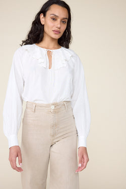 VIRGINIA TOP – WHITE