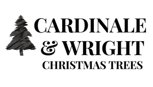 Cardinale & Wright Christmas Tree's