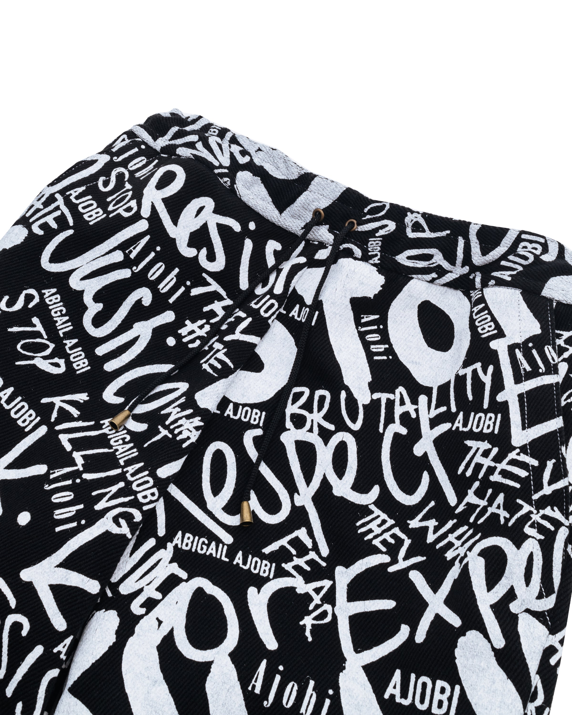 THE REVOLUTION TROUSERS (PRINTED)