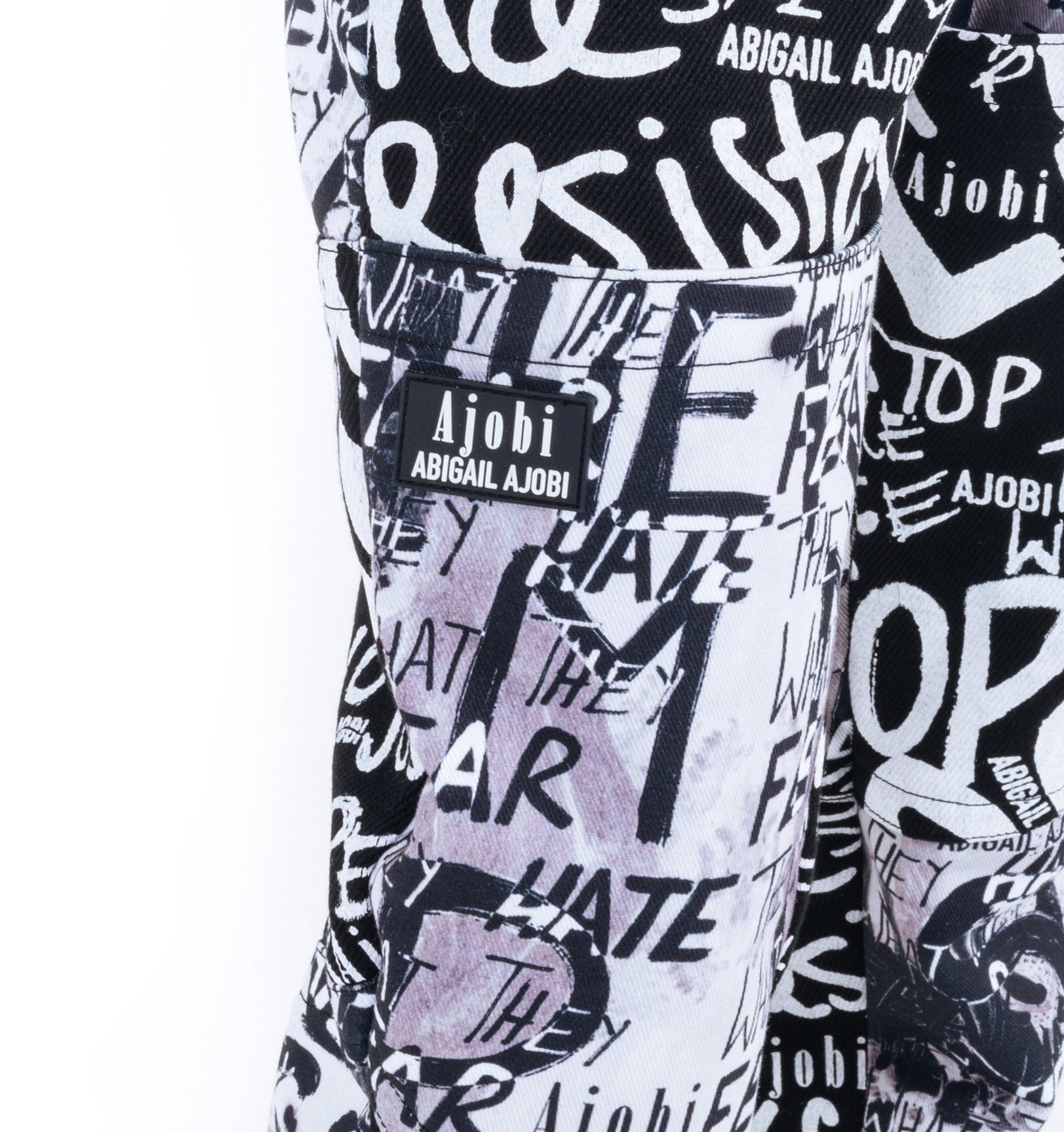 EXPECT RESISTANCE PANELED TROUSERS (PRINTED)
