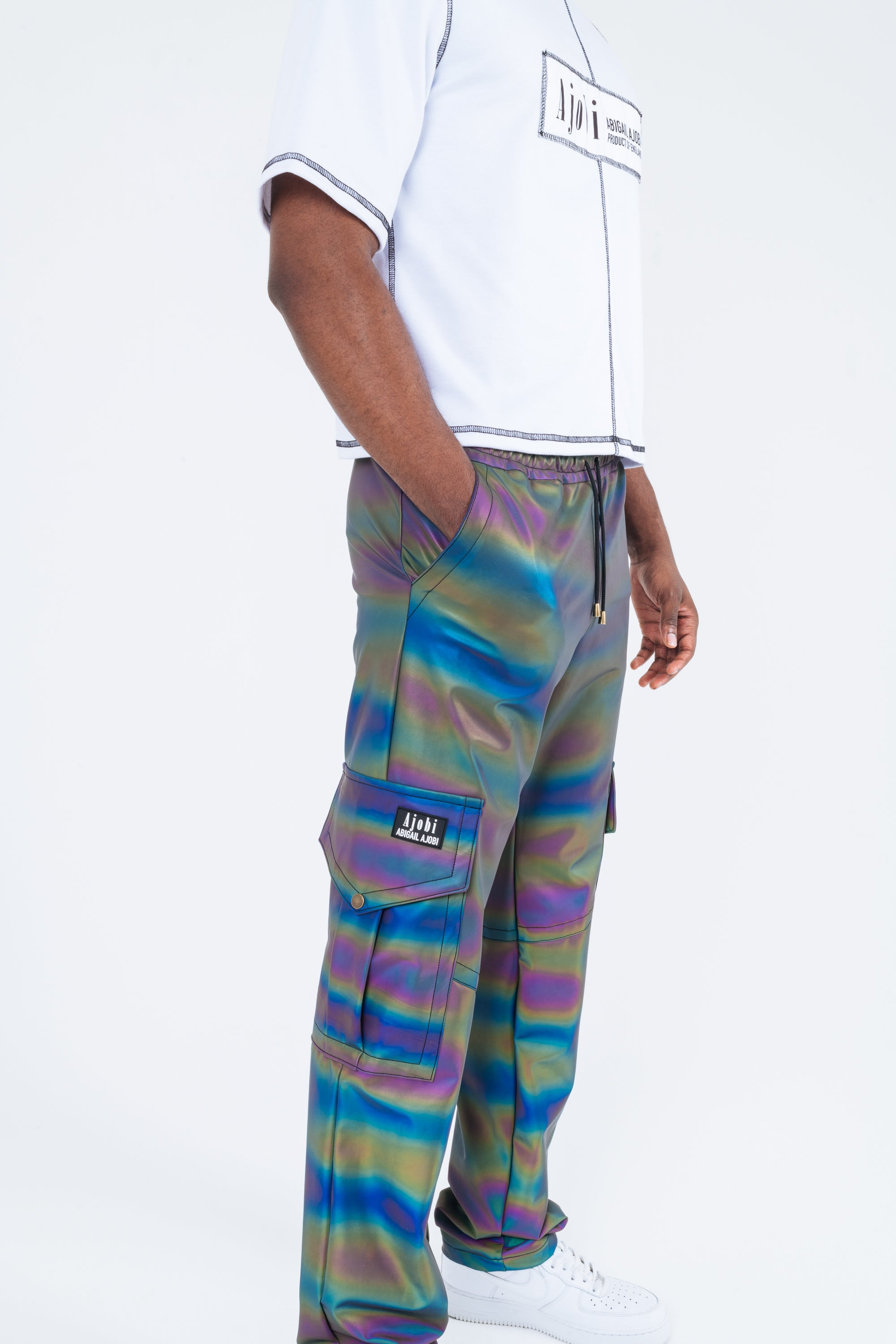 THE REVOLUTION TROUSERS (REFLECTIVE)
