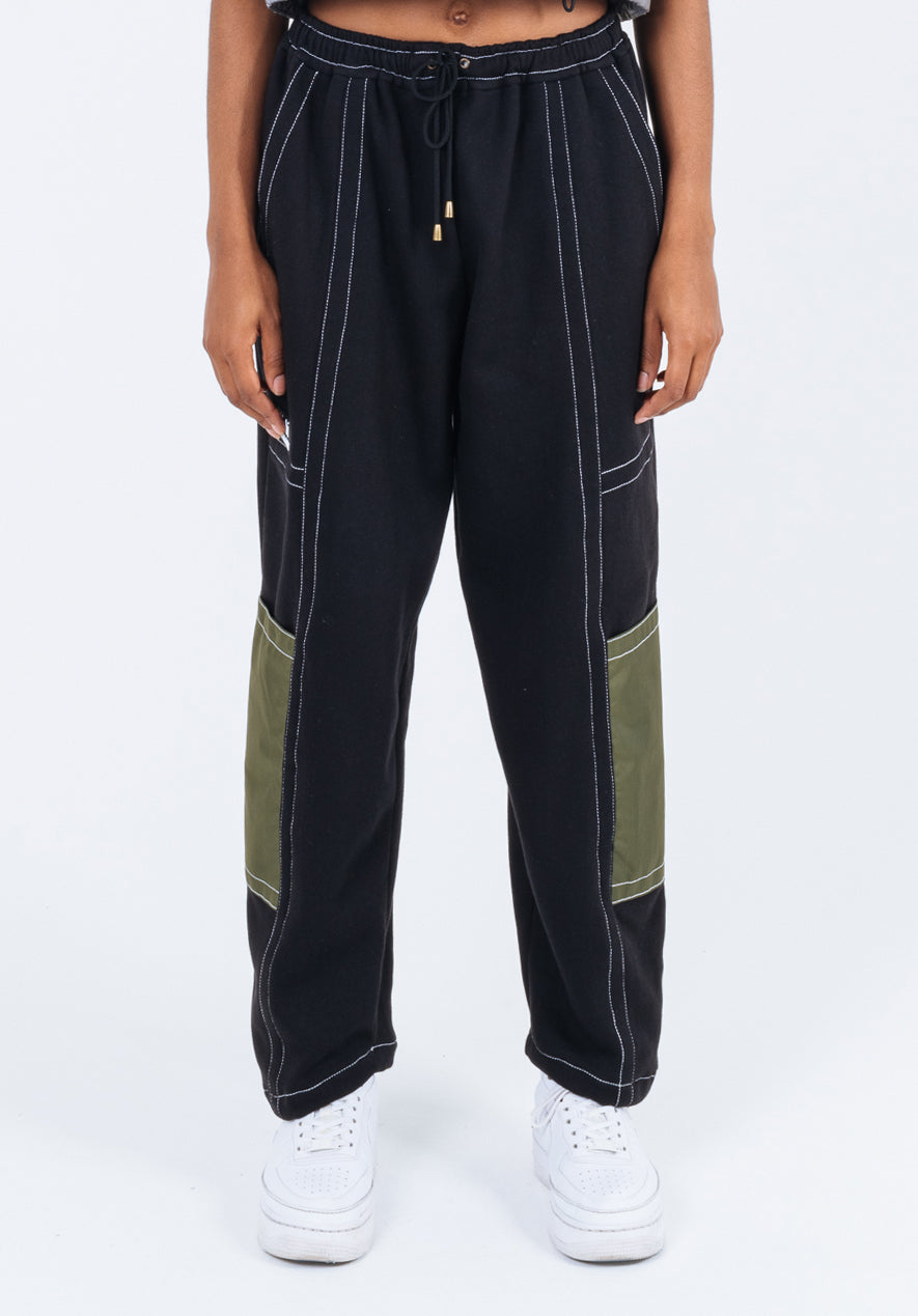 FOUNDATION MULTI-PANELLED JOGGERS