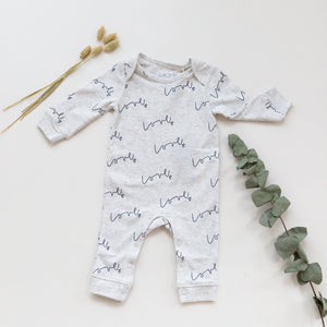 Baby grow, romper suit, romper, baby suit, from babies with love, Warwickshire, kids clothes, baby clothes, shop, boutique, shop small  Small Stories