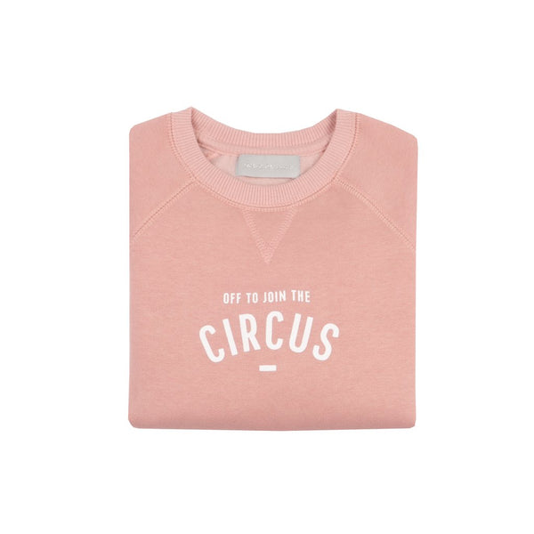 'Off To Join The Circus' Sweatshirt