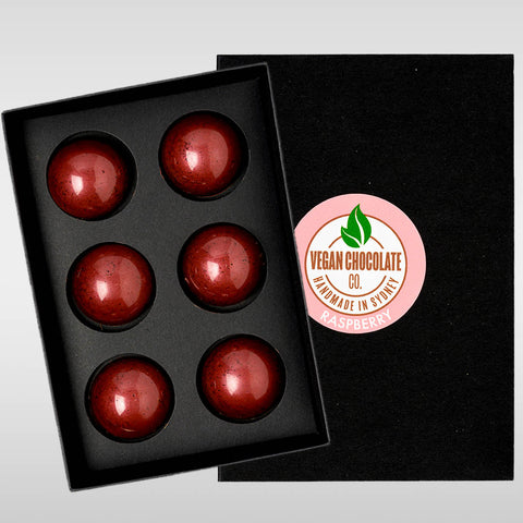 Raspberry Bon Bons (6 Pack)