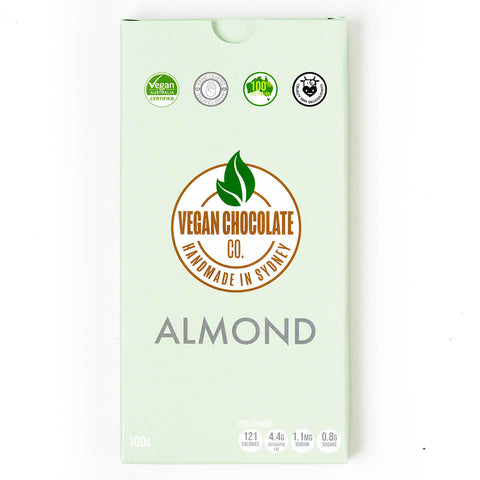 Vegan Almond Bar