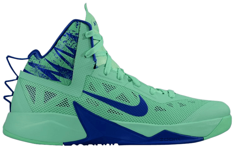 Nike Zoom Hyperfuse 2013 Glow Green