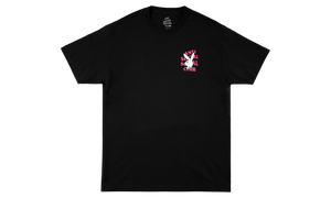 Anti Social Social Club x Playboy Remix Tee Black Pink